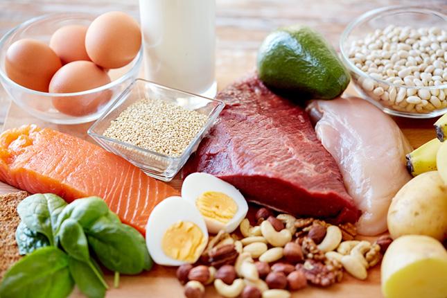 タンパク質制限