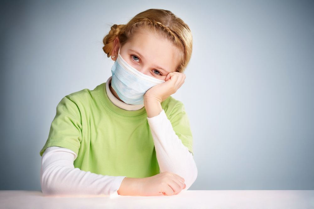 子供の溶連菌